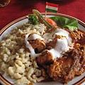 匈牙利紅椒雞
