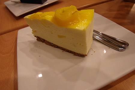 超濃郁芒果起司蛋糕