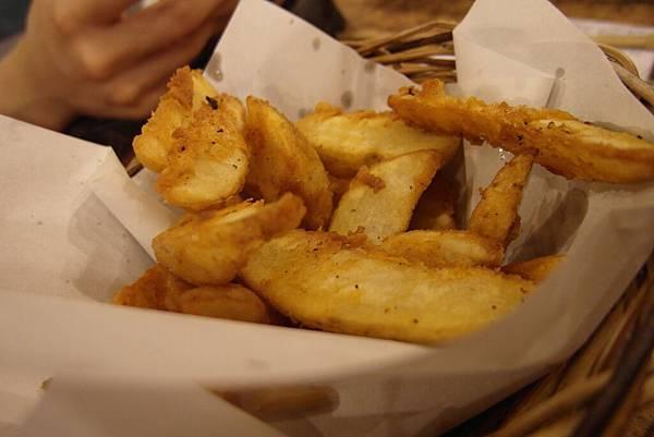 Bite Club-Potato Wedge