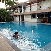 Patio游泳池