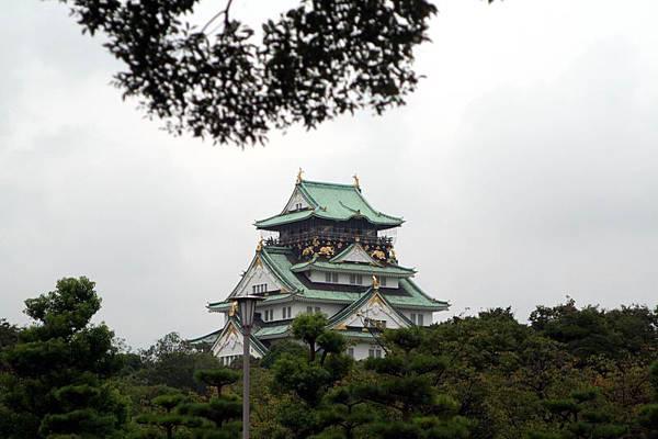 大阪城(天守閣)