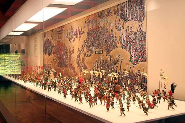 古代戰爭模型