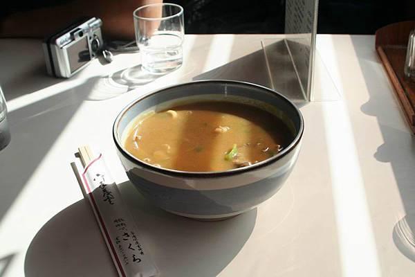 午餐--咖哩拉麵