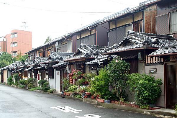 奈良的老房子