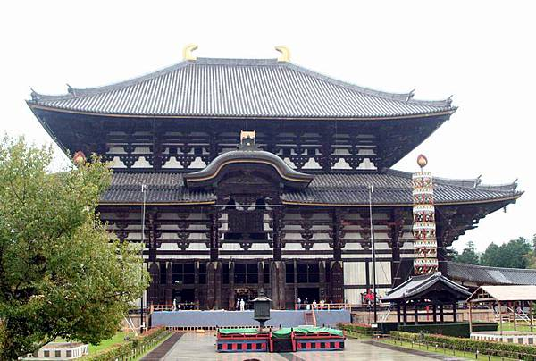 雄偉的東大寺