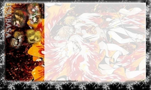 【Blog】TSUBASA翼 - 狼與櫻