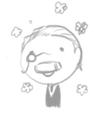 【黑執事】田中先生.JPG