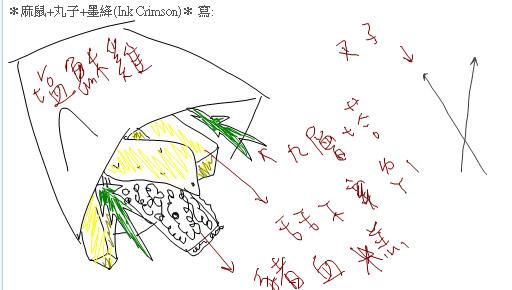 鹹酥雞(BY墨)