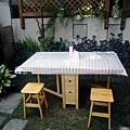 大家庭餐桌