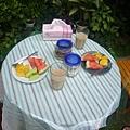 情侶小餐桌