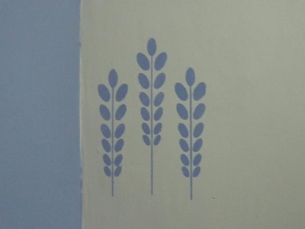想要滿牆的薰衣草嗎