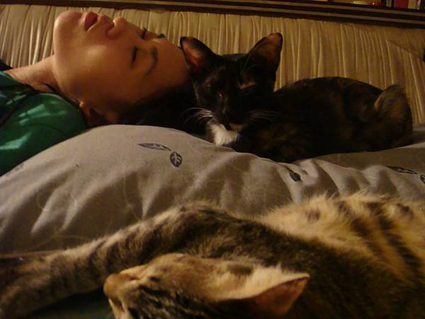 我跟 DiDee & NeNa