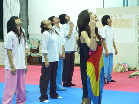 內湖高中的熱舞社