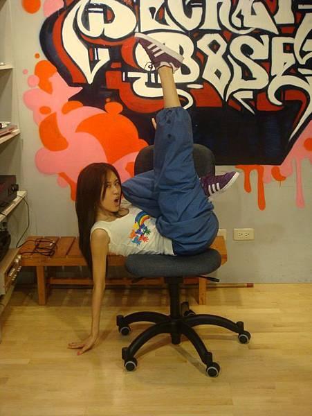 籃波老師的跳舞教室!