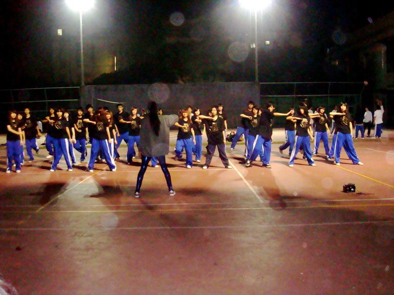 華僑熱舞社