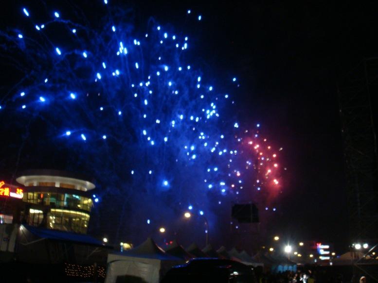 跨年晚會 2009