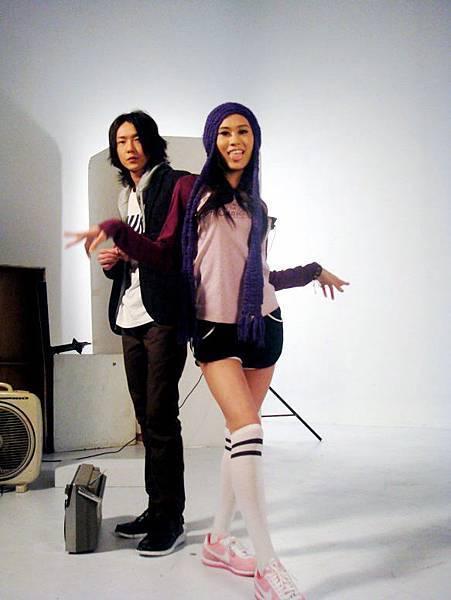 義達 and I