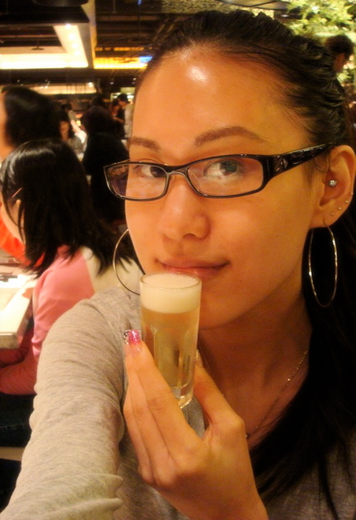 啤酒果凍!!