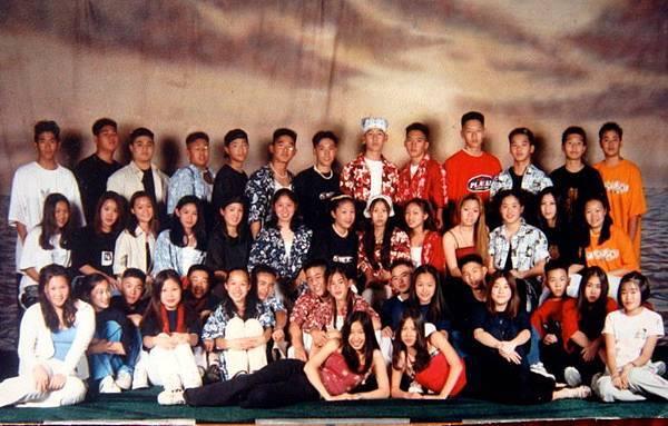 高中九年級舞會