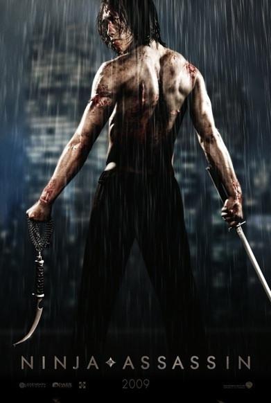 RAIN 新電影 Ninja Assassin