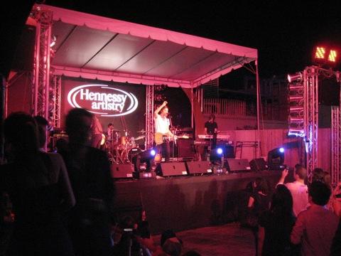 Hennessy Artistry paul freeman