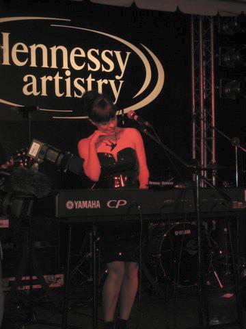 Hennessy Artistry Lenka
