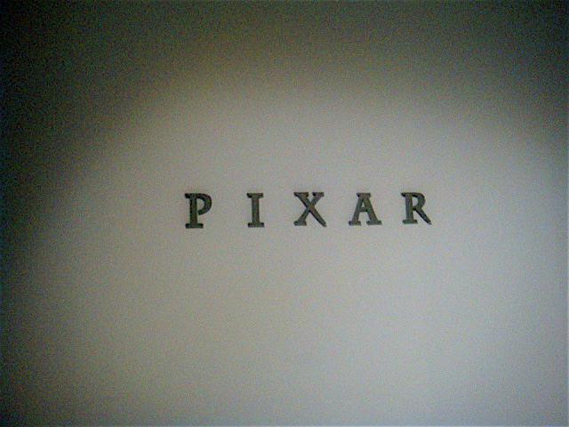 Pixar Exhibit 動畫20年