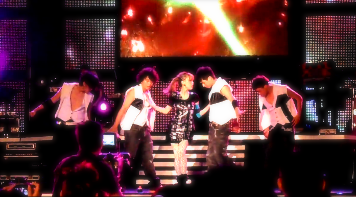 演唱會 《一個人跳舞》