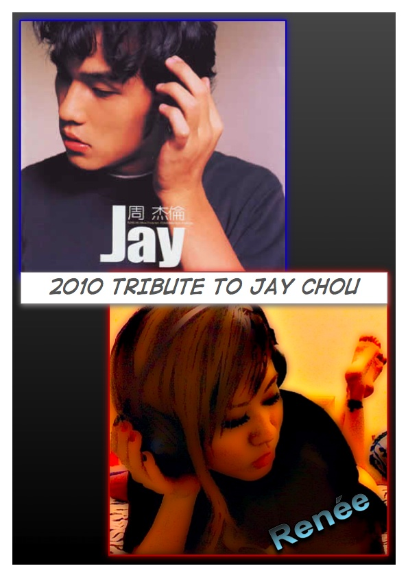 My tribute to Jay Chou for being #1 for an Era