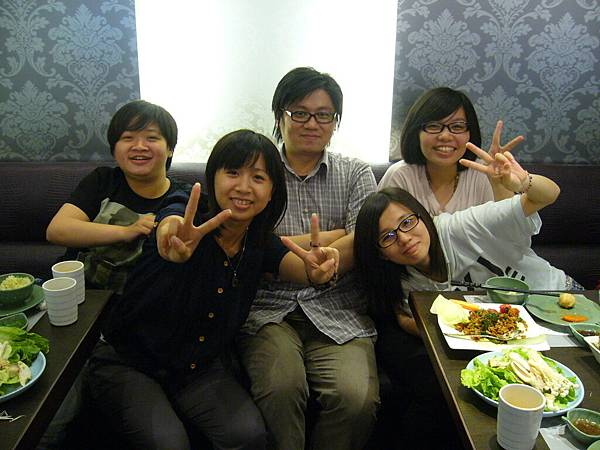 銀湯匙聚餐with連連看
