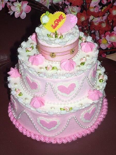 布織布蛋糕