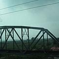 斷掉的高屏舊鐵橋