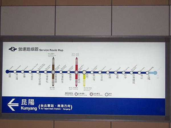 新.營運路線圖.第二種(軌道旁)