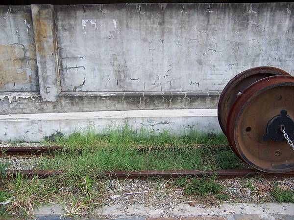 鐵軌發現!