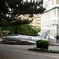 淡江大學的戰機