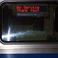 No Service Thank You!