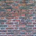 路過台北大學的磚牆