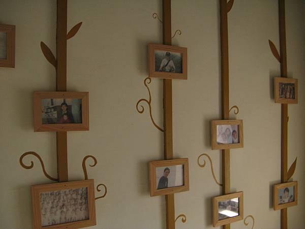 張雨生的照片牆