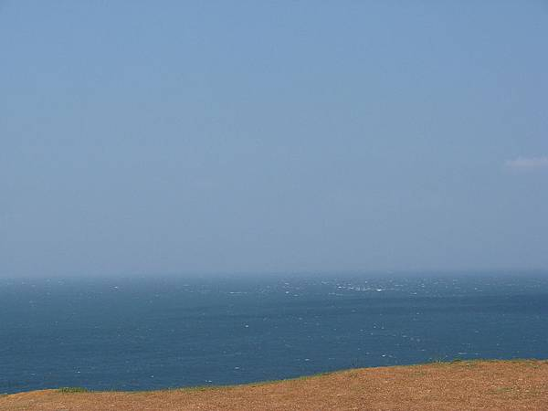 漁翁島燈塔外海