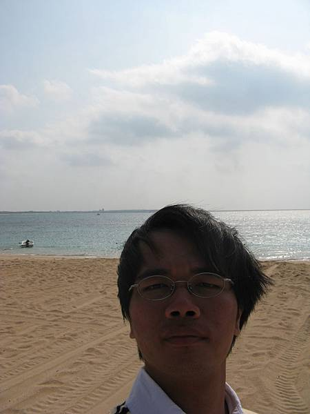 隘門沙灘自拍 2
