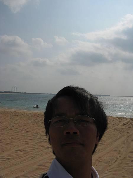 隘門沙灘自拍 3