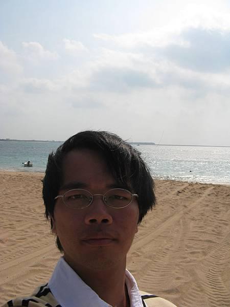 隘門沙灘自拍 4