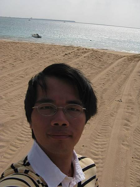 隘門沙灘自拍 5