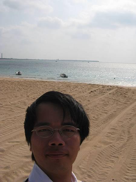 隘門沙灘自拍 7