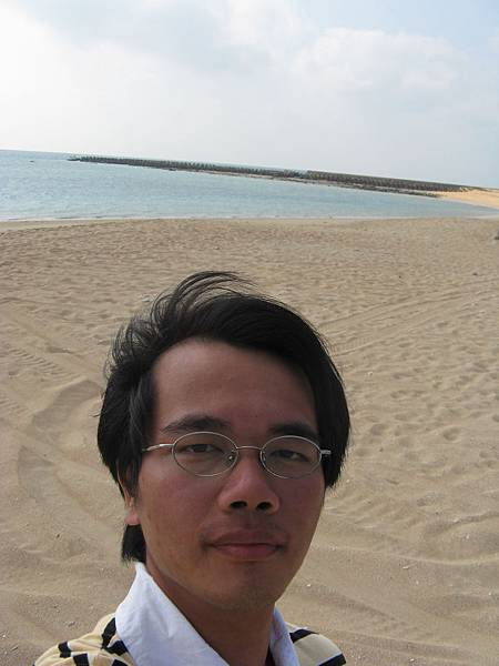 隘門沙灘自拍 9
