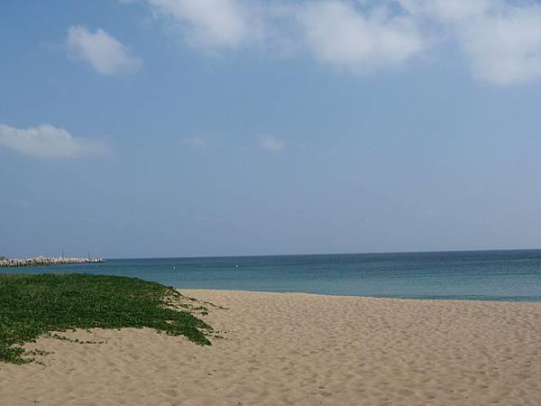 山水沙灘 1