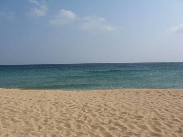 山水沙灘 4