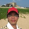 山水沙灘自拍 2