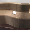 伸縮式紙椅