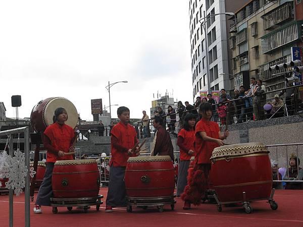新莊鼓藝團表演 2